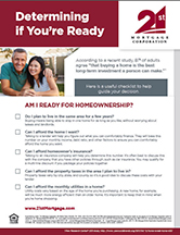 Determining if You're Ready PDF